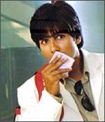Shahid Kapoor in Vivah