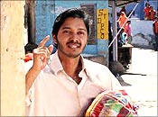 Shreyas Talpade in Dor