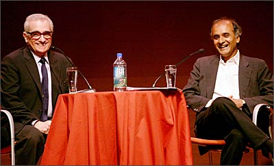 Martin Scorsese and Pico Iyer