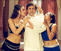 A still from Raja Bhaiya