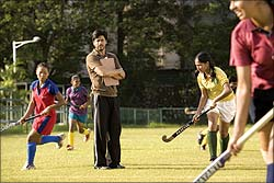 A still from Chak De! India