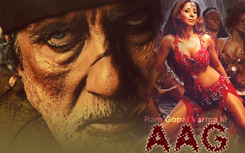Aag (2007 film) Welcome to rediffcom Showcasing Ram Gopal Varma Ki Aag