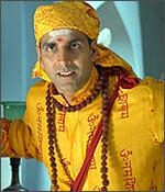 Akshay Kumar in Bhool Bhulaiyya