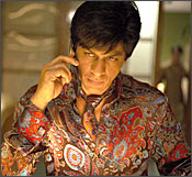 Shah Rukh Khan in Don