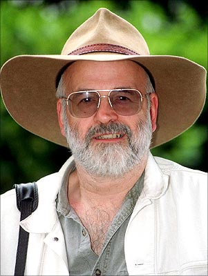 Terry Pratchett, Discworld novelist