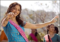 A still from Aaja Nachle