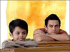 A still from Taare Zameen Par