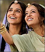A still from Eklavya