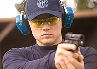 Leonardo DiCaprio in The Departed