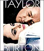 Elizabeth Taylor, Richard Burton DVD collection