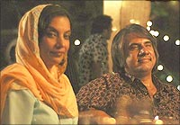 Shabana Azmi and Boman Irani