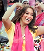 Madhuri Dixit in Aaja Nachle