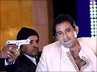 A still from Naqaab