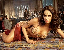 Mallika Sherawat in a still from IGuru/I