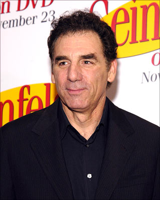Comedian Michael Richards