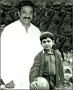 Kamal Haasan with Shakthi