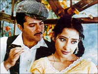 Anil Kapoor and Manisha Koirala in 1942: Love Story