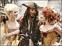 Pirates Of The Caribban: At World's End