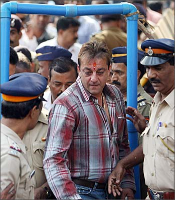 Sanjay Dutt, file photo