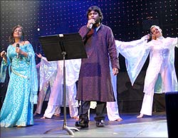 AR Rahman in concert at New York