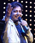 Sukhwinder Singh at AR Rahman's New York concert