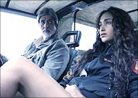 A still from Nishabd