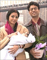 Tabu, Irrfan Khan in The Namesake