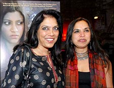 Mira Nair and Shonali Bose