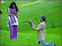 A still from Cheeni Kum