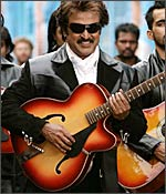 A still from <EM>Sivaji</EM>>