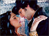 A still from Saawariya