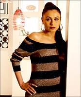 Rani Mukherji in a still from the film.