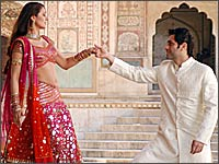A still from Bhool Bhulaiyaa