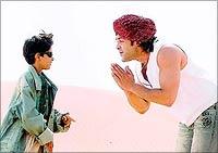 A still from Nanhe Jaisalmer