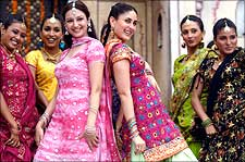 A still from Jab We Met