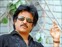 Rajnikanth in Kuselan