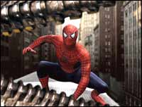 A still from Spider-Man 2