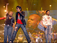 Vishal, Shekhar and Abhishek