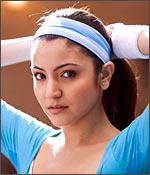 Anushka Sharma in Rab Ne Bana Di Jodi