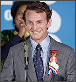 Sean Penn from Milk