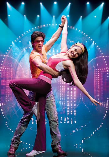 A picture from Rab Ne Bana Di Jodi
