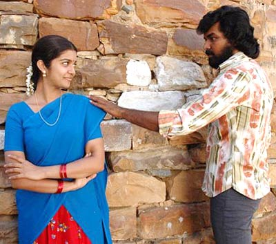 A scene from Subramaniapuram