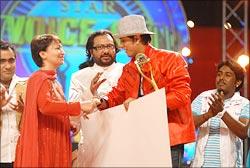 Ravi Shukla wins