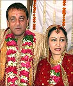 Probe Ordered Into Sanjay Dutts Wedding