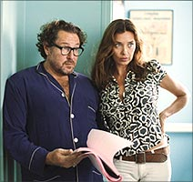 Julian Schnabel's The Diving Bell And The Butterfly