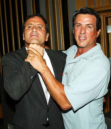Who is Sylvester Stallone dating?
