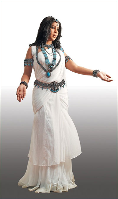 Meet Ganga In Ekta Kapoor S Mahabharat