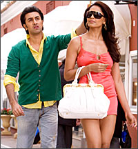 Ranbir Kapoor and Bipasha Basu