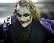 A still from The Dark Knight