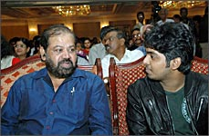 P Vasu and G V Prakash